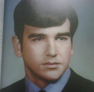 Young Larry David before he was famous Yearbook picture