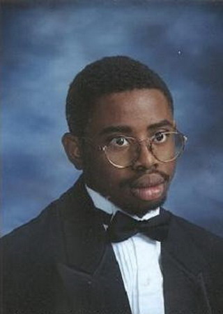 Young Lil Jon yearbook picture