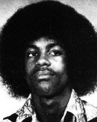 Young Prince before he was famous yearbook picture