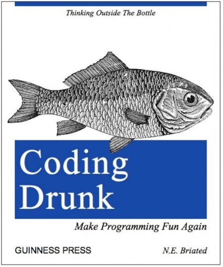 Coding Drunk book cover