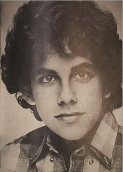 Young Ben Stiller yearbook picture