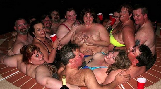 Naked summer camps
