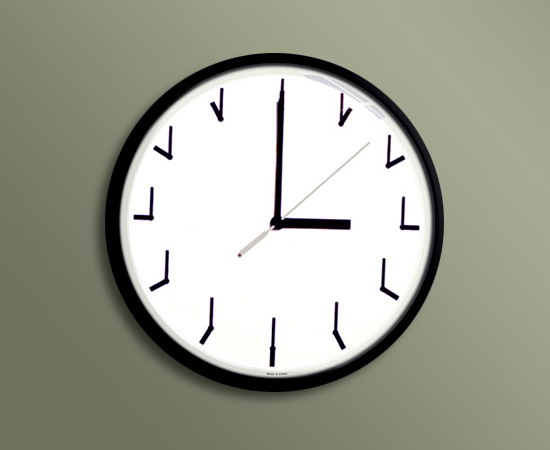 Redundant clock