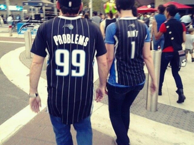 99 Problems Orlando Magic jerseys