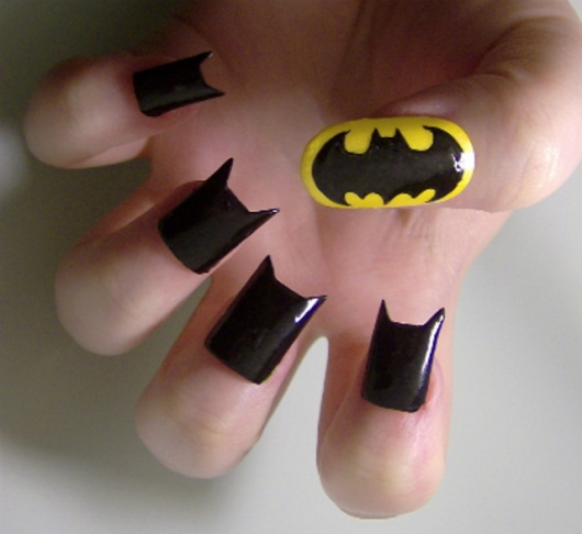 Batmab finger nails