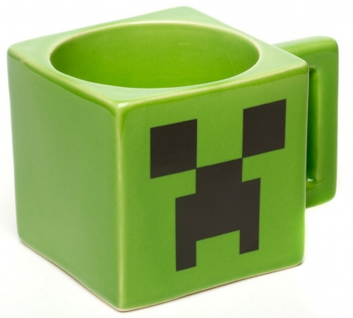 Minecraft coffee mug