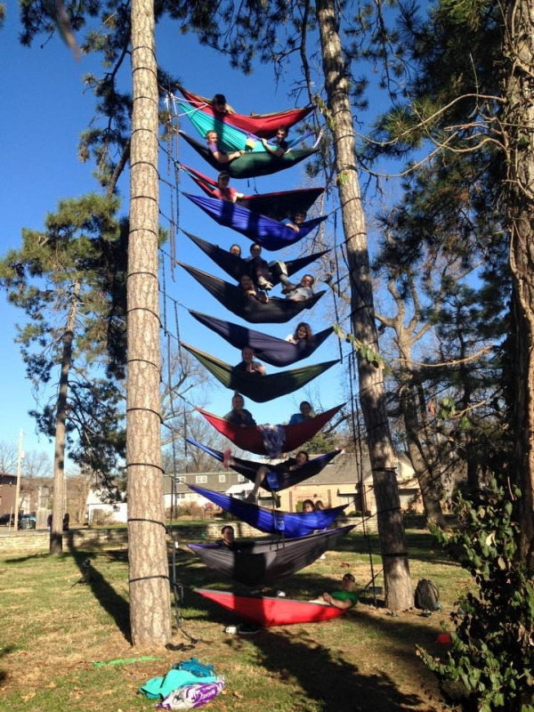 Hammock tower