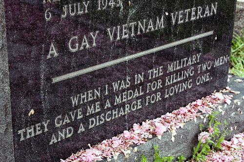 Gay Vietnam Veteran 48