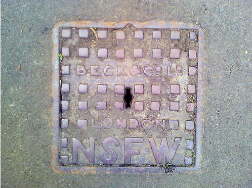 NSFW sewer