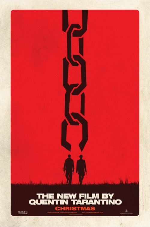 Django Unchained official poster