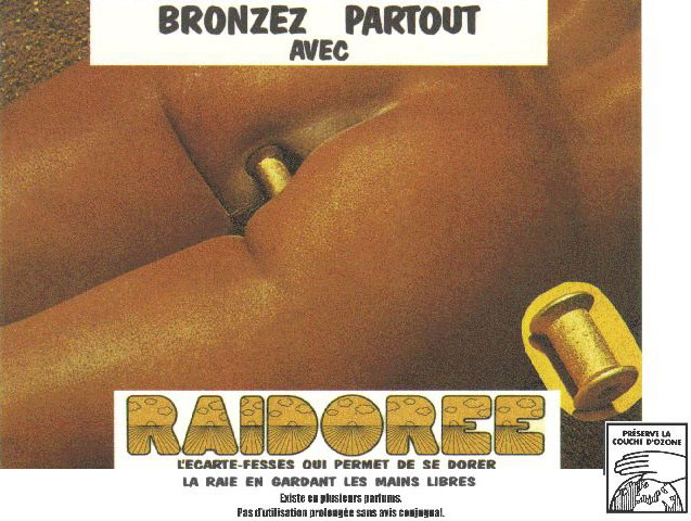 Bronzez partout avec Raidoree