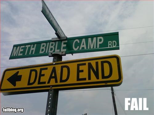 Meth Bible Camp
