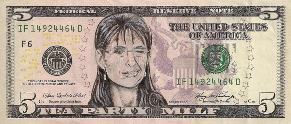 Sarah Palin - Tea Party MILF