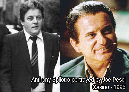 Anthony Spilotro - Jeo Pesci - Casino
