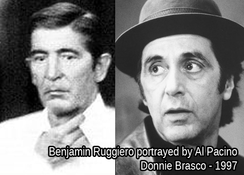 Benjamin Ruggiero - Al Pacino - Donnie Brasco