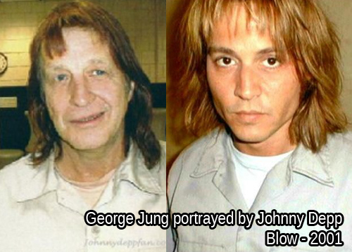 George Jung - Johnny Depp - Blow