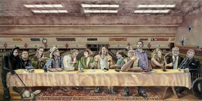 The Big Lebowski Last Supper