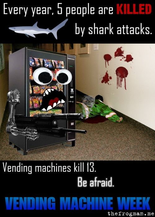 vending machine fatalities