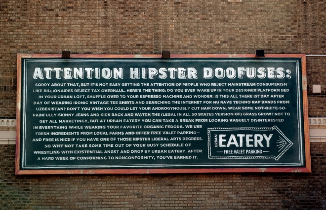 Hipster Doofuses