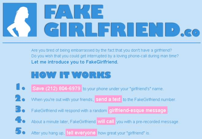 Fakegirlfriend.co