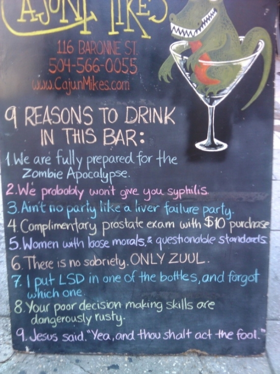 9 Reasons To Drink In This Bar