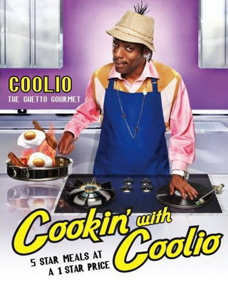 Cookin' with Coolio book cover