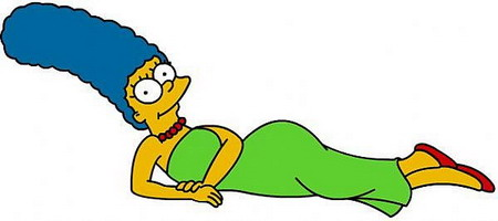 Marge simpson to appear nude in playboy - Marge simpson nud ...