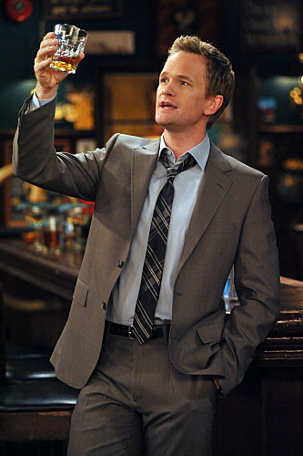 How I Met Your Mother International_suit_up_day