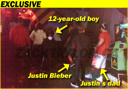 So Justin Bieber beat up a 12-year-old this weekend