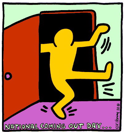 Image Result For National Coming Out Day Wikipedia