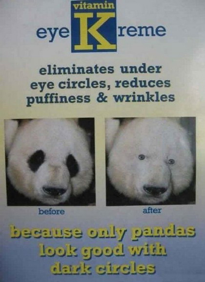 Funny Pics Of Pandas. Only pandas look good with
