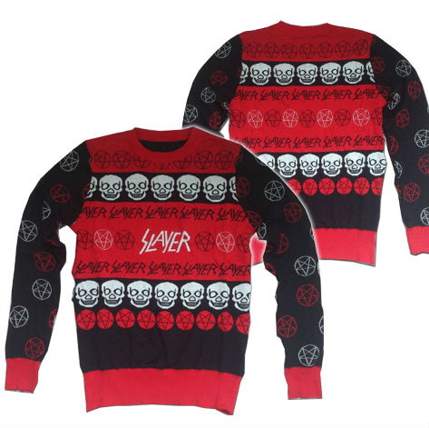 Slayer Christmas Sweater
