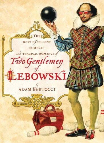Two Gentlemen of Lebowski book cover