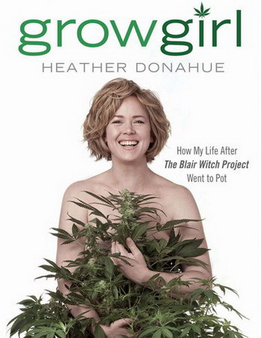 Grow Girl book cover