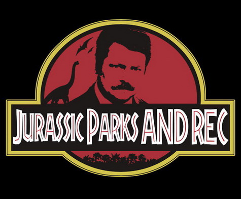 Jurassic Park vs. Parks and Recreation