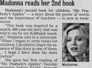 Madonna #fail