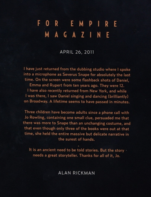 alan rickman dear me a letter to my 16 year self alan rickman s goodbye letter to harry potter 336
